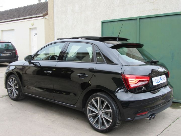 Audi A1 Sportback 1.4 TFSI 125CH AMBITION LUXE S TRONIC 7 NOIR Occasion - 3
