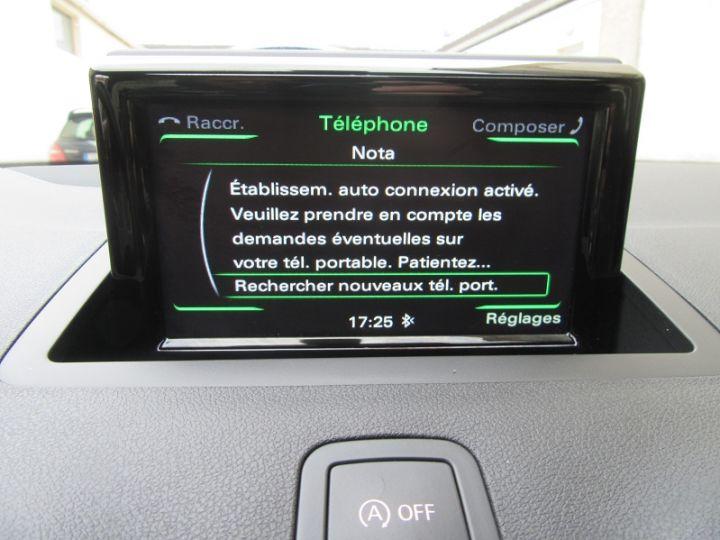 Audi A1 Sportback 1.4 TFSI 125CH AMBITION LUXE S TRONIC 7 NOIR Occasion - 16