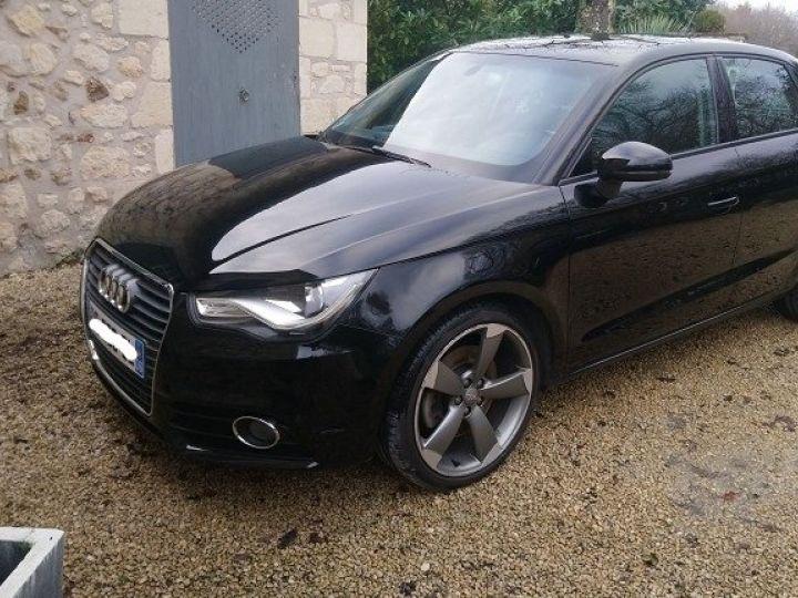 Audi A1 Sportback  2.0 TDI 143 Ambition Luxe. 06/2014 noir métal - 1