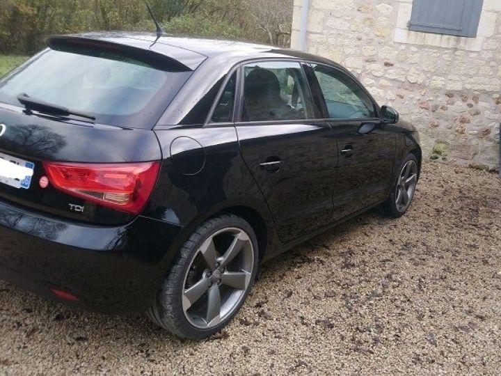 Audi A1 Sportback  2.0 TDI 143 Ambition Luxe. 06/2014 noir métal - 3