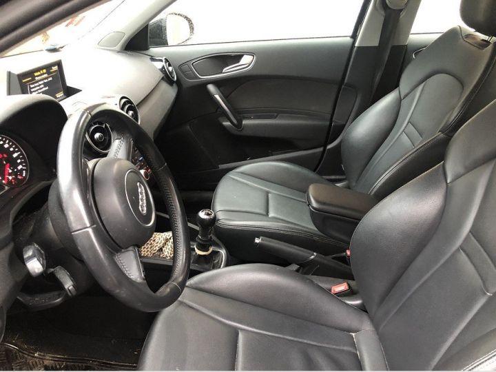 Audi A1 Sportback  2.0 TDI 143 Ambition Luxe. 06/2014 noir métal - 5