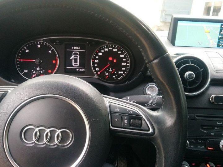 Audi A1 Sportback  2.0 TDI 143 Ambition Luxe. 06/2014 noir métal - 8