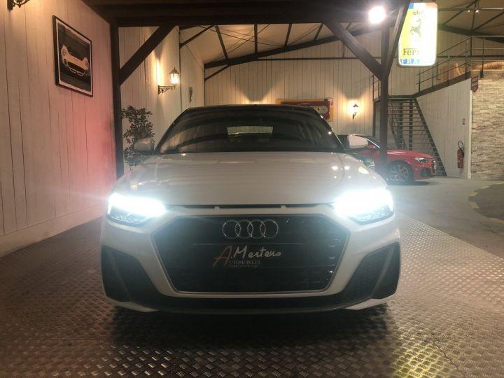 Audi A1 Sportback 25 TFSI 95 CV SLINE  Blanc - 3