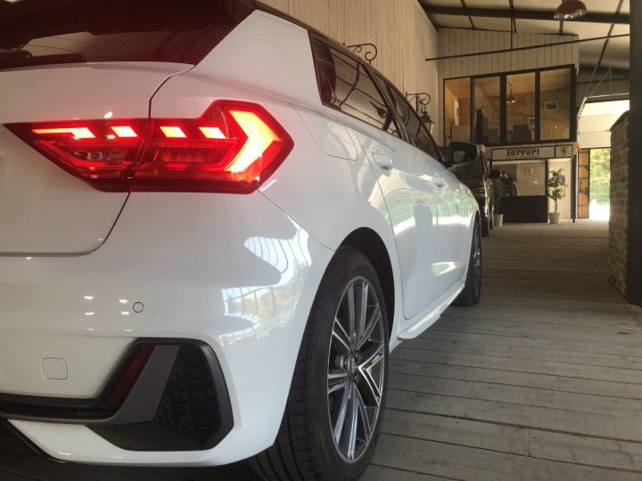 Audi A1 Sportback 25 TFSI 95 CV SLINE  Blanc - 17