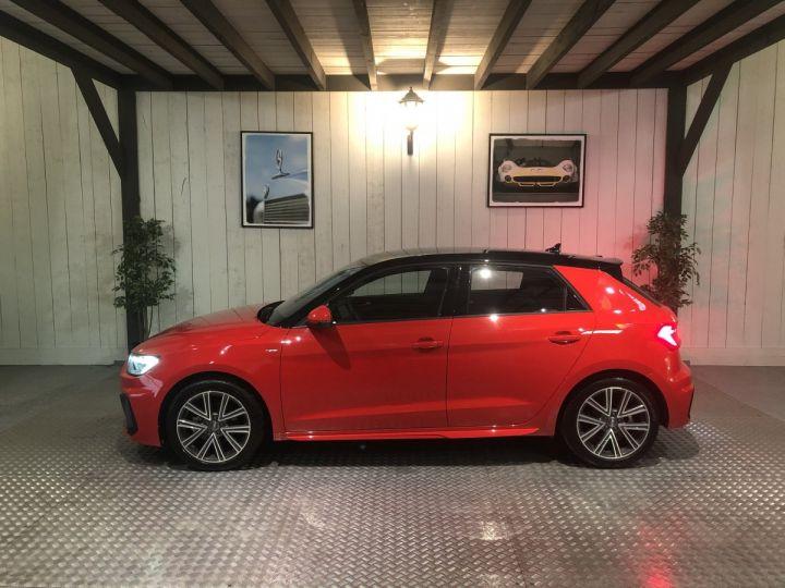Audi A1 Sportback 30 TFSI 116 CV SLINE Rouge - 1