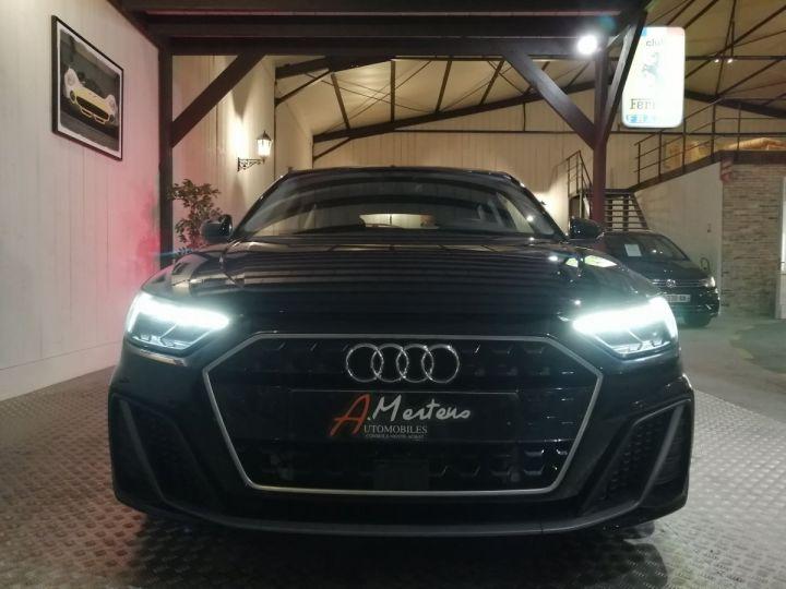 Audi A1 Sportback 30 TFSI 116 CV SLINE Noir - 3