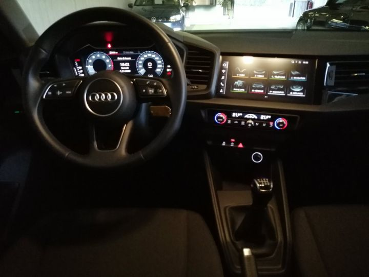 Audi A1 Sportback 30 TFSI 116 CV SLINE Noir - 6