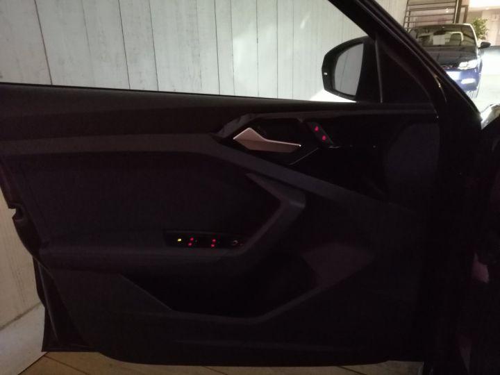 Audi A1 Sportback 30 TFSI 116 CV SLINE Noir - 8