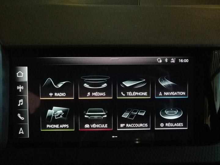 Audi A1 Sportback 30 TFSI 116 CV SLINE Noir - 10