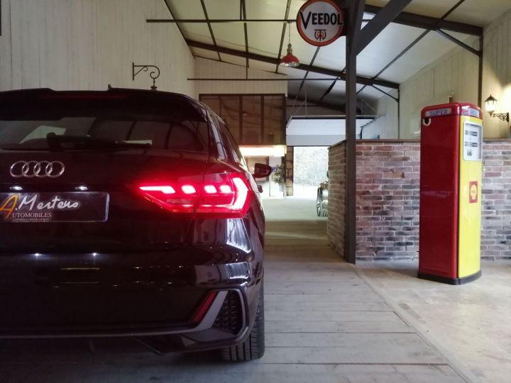 Audi A1 Sportback 30 TFSI 116 CV SLINE Noir - 12