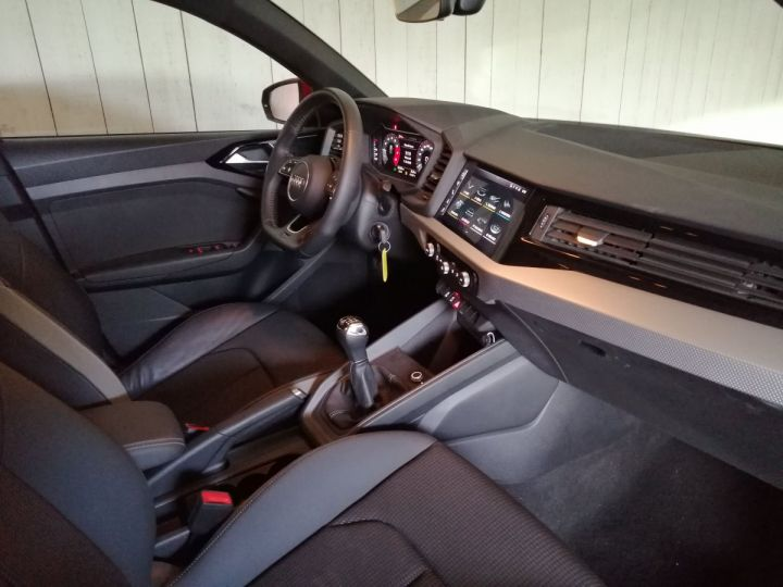 Audi A1 Sportback 30 TFSI 116 CV SLINE Rouge - 5