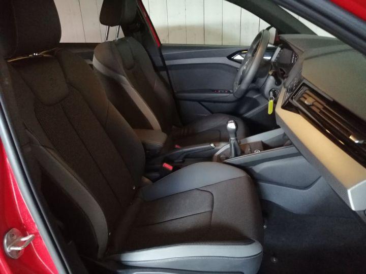 Audi A1 Sportback 30 TFSI 116 CV SLINE Rouge - 6