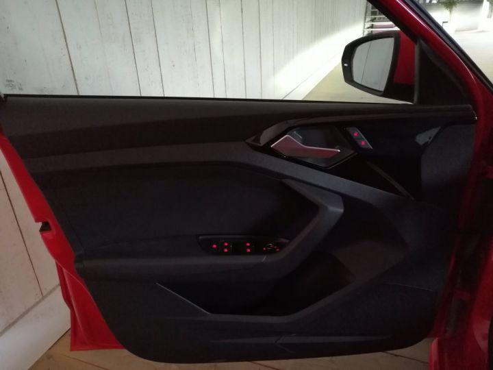Audi A1 Sportback 30 TFSI 116 CV SLINE Rouge - 7