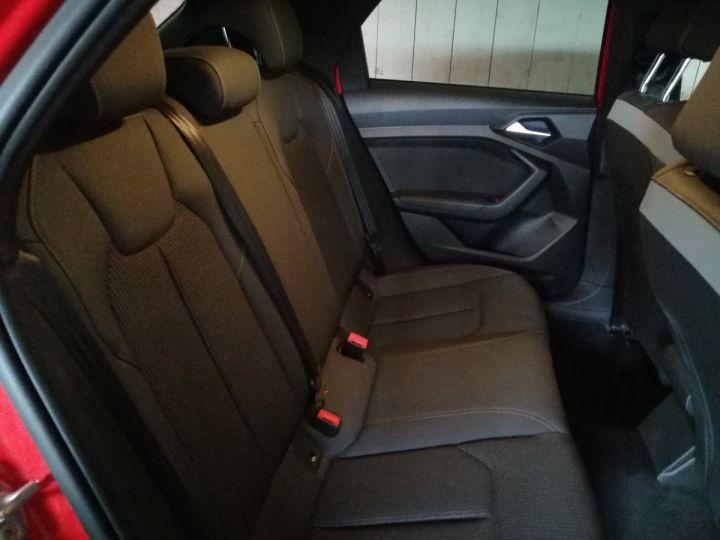 Audi A1 Sportback 30 TFSI 116 CV SLINE Rouge - 8
