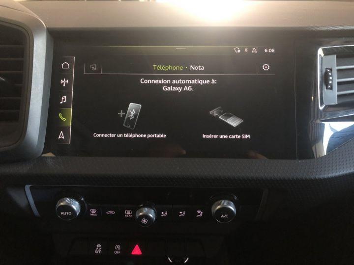 Audi A1 Sportback 30 TFSI 116 CV SLINE Rouge - 9