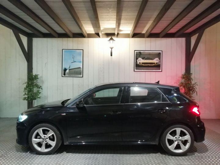 Audi A1 Sportback 30 TFSI 116 CV SLINE Noir - 1