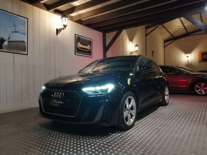 Audi A1 Sportback 30 TFSI 116 CV SLINE Noir - 2