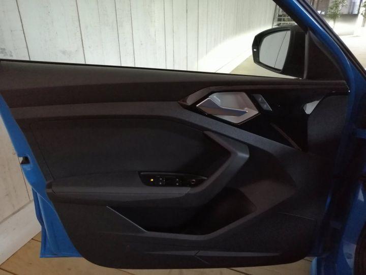 Audi A1 Sportback 30 TFSI 116 CV SLINE BVA Bleu - 8
