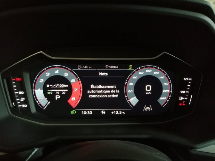 Audi A1 Sportback 30 TFSI 116 CV SLINE BVA Bleu - 10