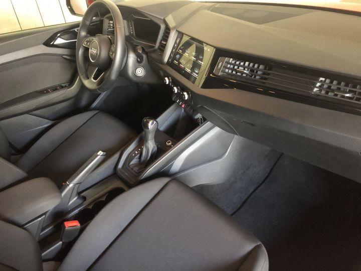 Audi A1 Sportback 30 TFSI 116 CV SLINE BVA Rouge - 5