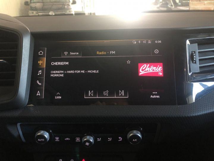 Audi A1 Sportback 30 TFSI 116 CV SLINE BVA Rouge - 9