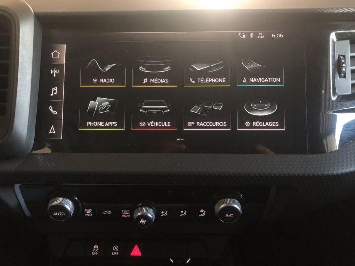Audi A1 Sportback 30 TFSI 116 CV SLINE BVA Rouge - 11