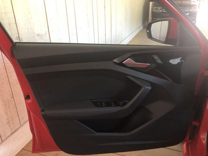Audi A1 Sportback 30 TFSI 116 CV SLINE BVA Rouge - 7