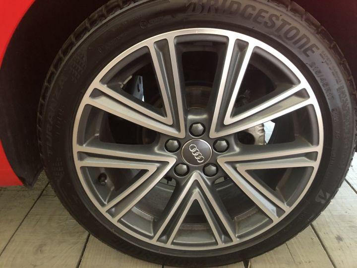 Audi A1 Sportback 30 TFSI 116 CV SLINE BVA Rouge - 13