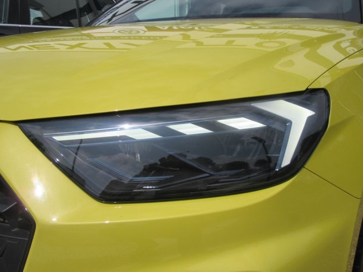 Audi A1 Sportback 30 TFSI 116CH EDITION ONE S TRONIC 7 Jaune Occasion - 13