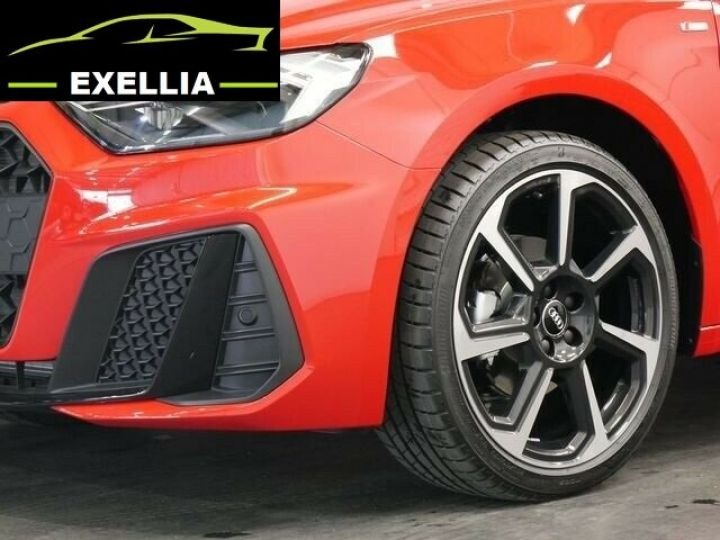 Audi A1 Sportback 30 TFSI S LINE S TRONIC ROUGE  Occasion - 1