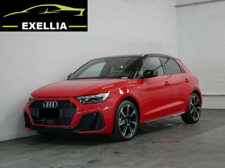 Audi A1 Sportback 30 TFSI S LINE S TRONIC ROUGE  Occasion - 3