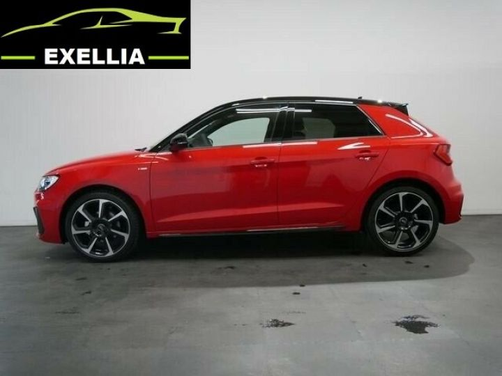 Audi A1 Sportback 30 TFSI S LINE S TRONIC ROUGE  Occasion - 4