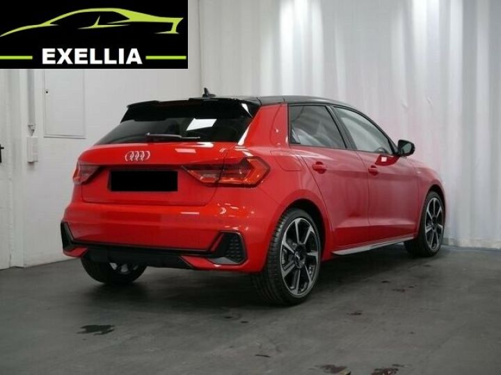 Audi A1 Sportback 30 TFSI S LINE S TRONIC ROUGE  Occasion - 5