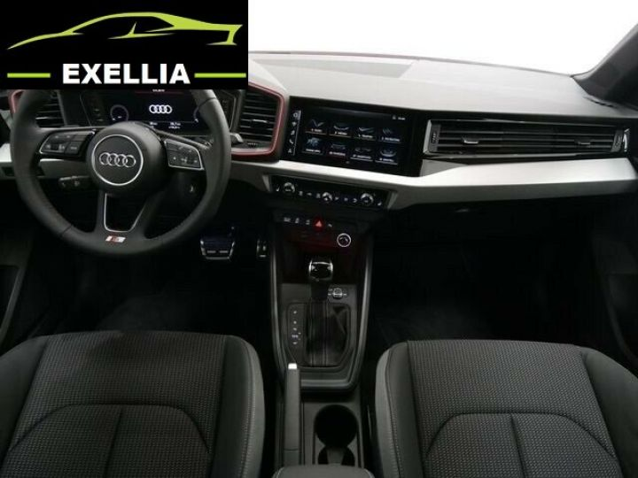 Audi A1 Sportback 30 TFSI S LINE S TRONIC ROUGE  Occasion - 7