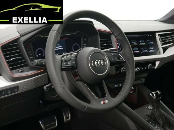 Audi A1 Sportback 30 TFSI S LINE S TRONIC ROUGE  Occasion - 9