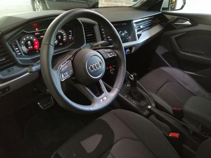 Audi A1 Sportback 35 TFSI 150 CV SLINE BVA Blanc - 5