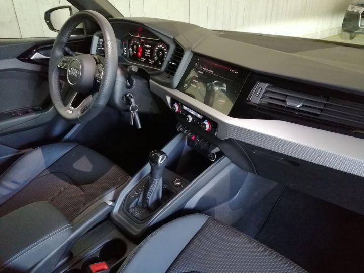 Audi A1 Sportback 35 TFSI 150 CV SLINE BVA Blanc - 7