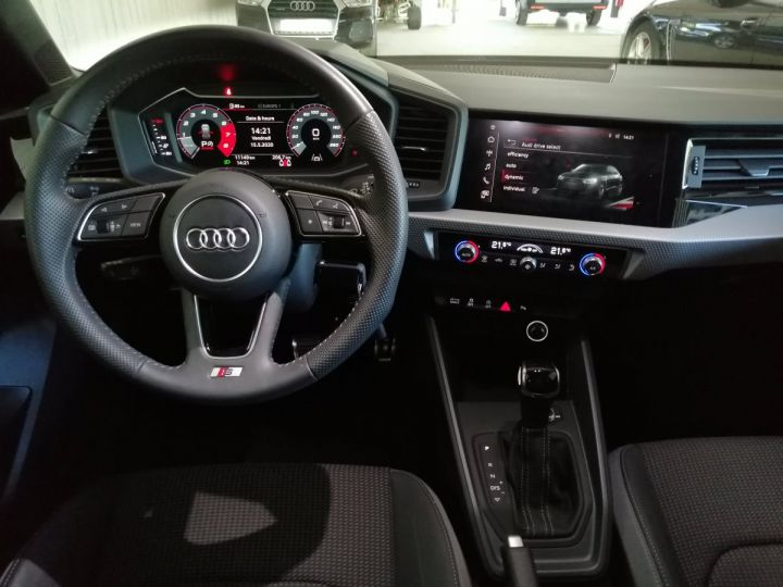 Audi A1 Sportback 35 TFSI 150 CV SLINE BVA Blanc - 6