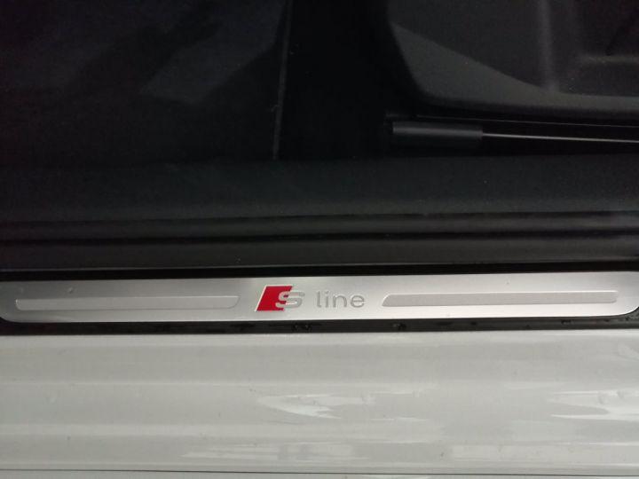 Audi A1 Sportback 35 TFSI 150 CV SLINE BVA Blanc - 10
