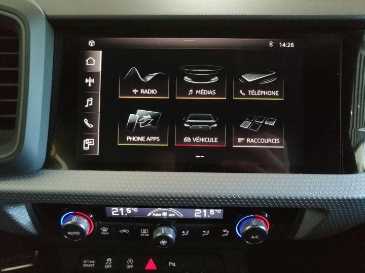 Audi A1 Sportback 35 TFSI 150 CV SLINE BVA Blanc - 15
