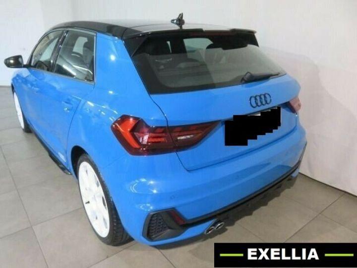 Audi A1 Sportback 40 TFSI EDITION ONE BLEU PEINTURE METALISE Occasion - 3