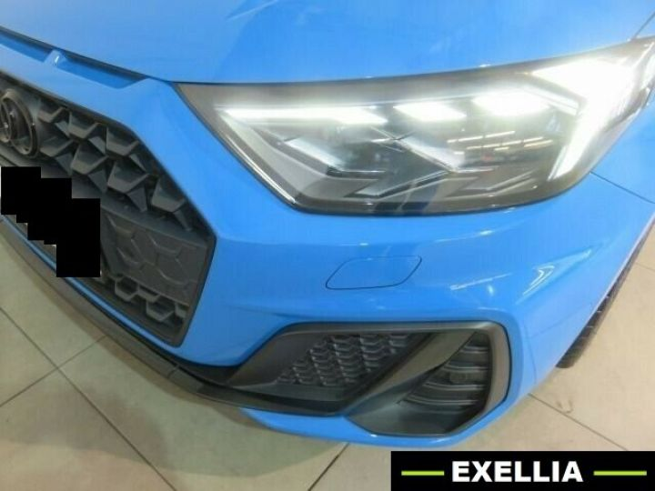 Audi A1 Sportback 40 TFSI EDITION ONE BLEU PEINTURE METALISE Occasion - 4