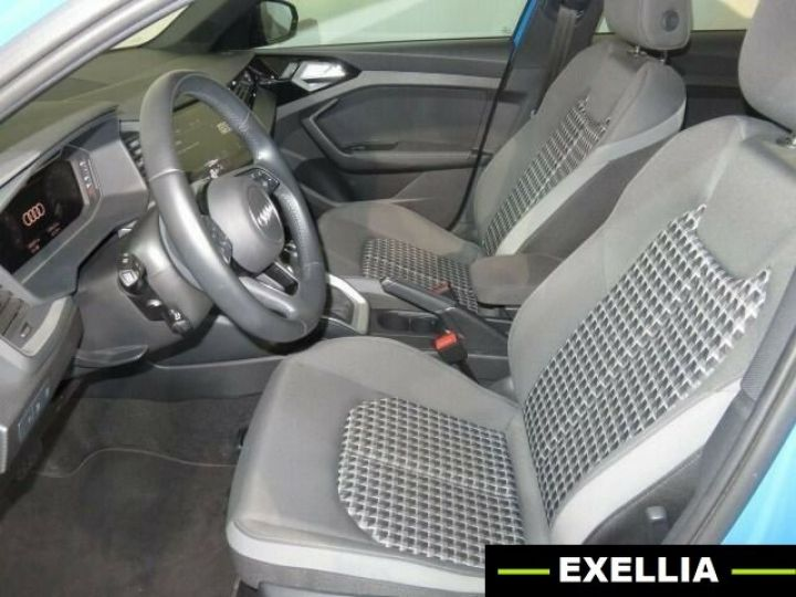 Audi A1 Sportback 40 TFSI EDITION ONE BLEU PEINTURE METALISE Occasion - 5