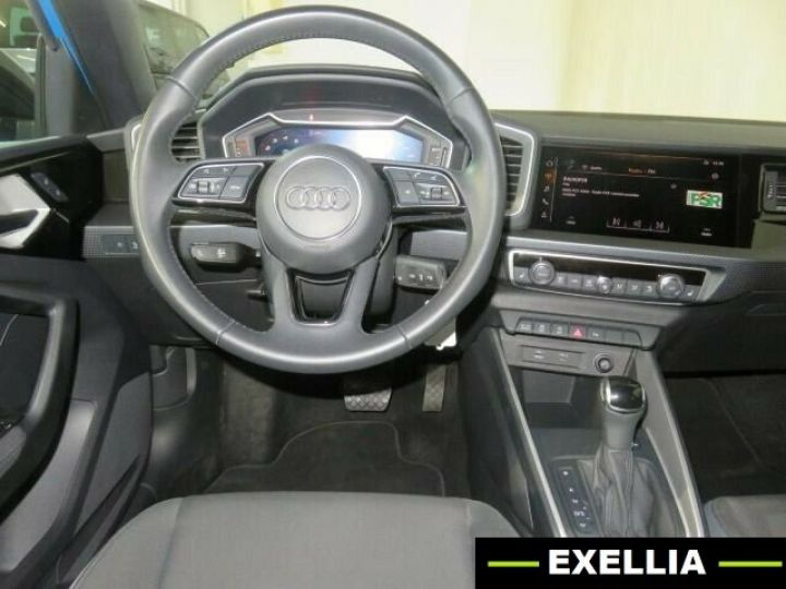 Audi A1 Sportback 40 TFSI EDITION ONE BLEU PEINTURE METALISE Occasion - 6