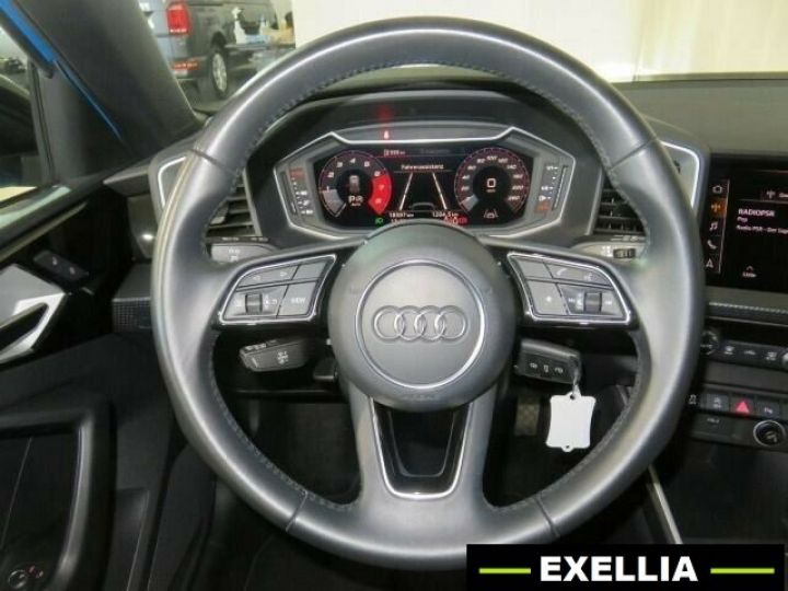 Audi A1 Sportback 40 TFSI EDITION ONE BLEU PEINTURE METALISE Occasion - 7