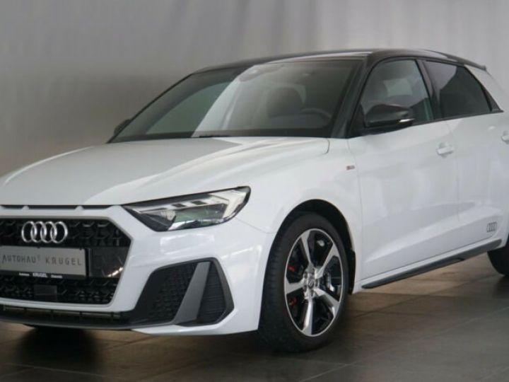 Audi A1 Sportback # 40 TFSI S Line Sport Performance # Blanc - 1