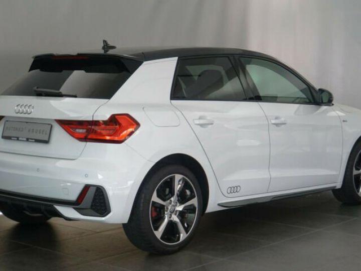 Audi A1 Sportback # 40 TFSI S Line Sport Performance # Blanc - 5