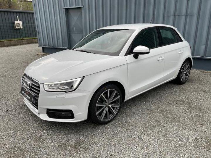 Audi A1 Sportback Ambition Luxe blanc nacre - 1