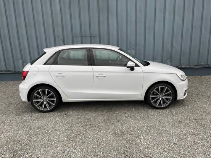 Audi A1 Sportback Ambition Luxe blanc nacre - 4