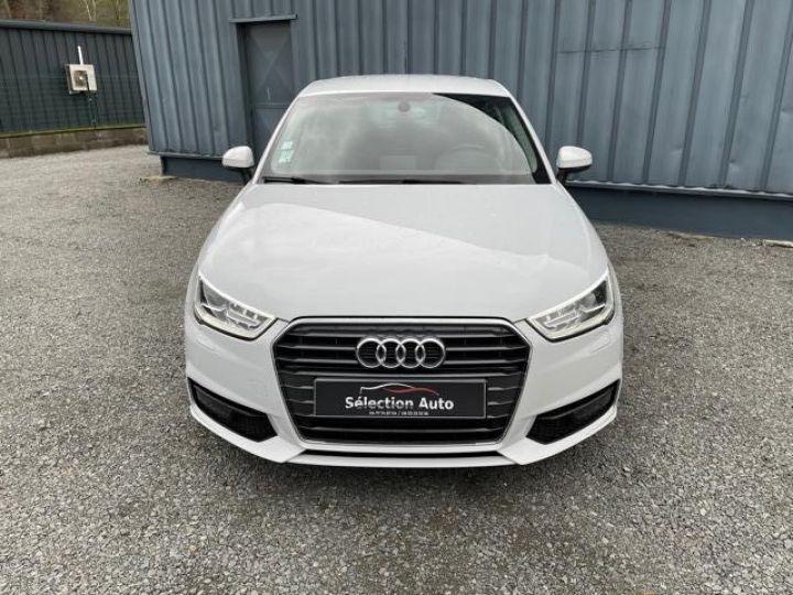 Audi A1 Sportback Ambition Luxe blanc nacre - 2